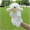 Plush Sheep 7 Inch Animal Hand Puppet toy