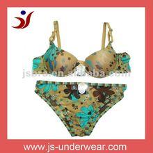 sourcing price women underwear bra set/on time delivery