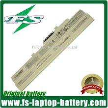 100% Brand New and Low price Laptop battery for MSI original Wind U90, U100, U100X, BTY-S12 4400mAh