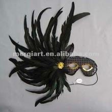 Funny feather masks paty masks mask