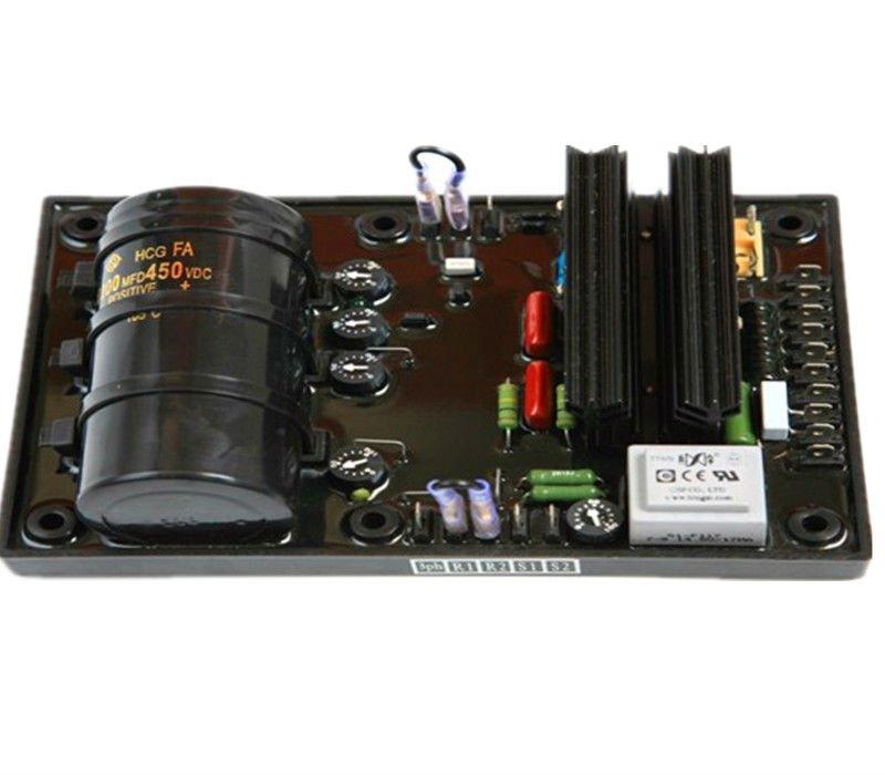 Regulador de voltaje automático AVR generador eléctrico piezas