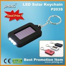 Cheap Green Power: LED Solar Flashlight-FP203S