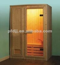 PFDDS-002HA Traditional Wooden Dry Steam Sauna House, Sauna Room