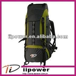 nylon mountaineering bag 80l