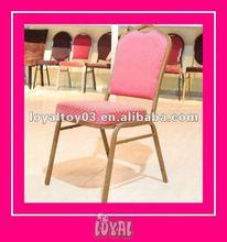 2012 Pretty steel platform hotel chair