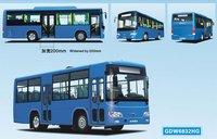 Korea Daewoo GDW6832HG widend passenger door city bus