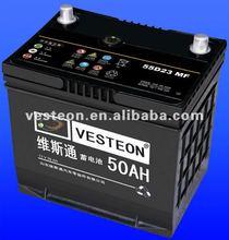 Maintenance Free Automotive Battery(MF battery) Car Battery