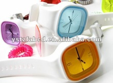 Charm & Fashion Elegant Silicone Watches Ladies 2012
