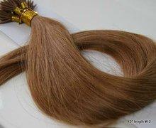 Pre-bonded hair extention,hot sale