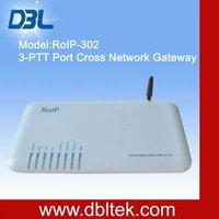 DBL ROIP Gateway ROIP-302 /gsm to lan adapter /gsm to ip converter