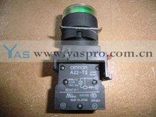 A22L-GG-T2-10M Omron Push Button Switch