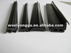 Rubber seal strip gasket for windows