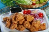 crispy popcorn chicken