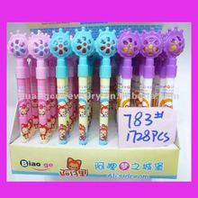 fashion plastic cute cartoon fox toy pen best ballpoint pen