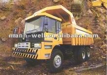TY360-2PT384K Heavy duty off road dumper,off road vehicle,off road truck
