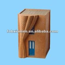 novelty building shaped decorative art ceramic