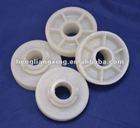 plastic round belt pulley