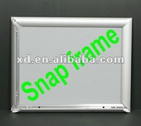 picture frame /snape frame for poster advertising