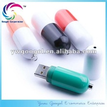capsule usb flash drive,capsule usb,Pill shape usb drive