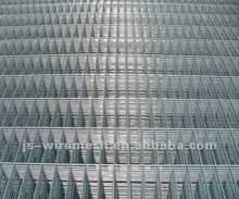 Galvanized welded wire mesh panle