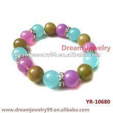 hot sale fashion bead bracelet 2012