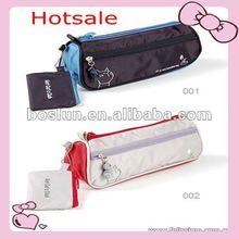 2012 hotsale School stationery zip pencil case