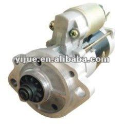 ISUZU DH55 Starter motor for Excavator