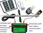 1W / 6V SPY-001 small solar lighting system
