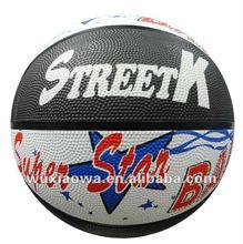 Classic sport basketball/ colored basket balls/ basketball kids(RB085)