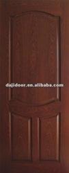 Solid Black Walnut Wood Interior Doors Design DJ-S112