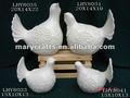 paloma de cerámica