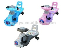2012 hot sell carton baby swing car with music TX12030060