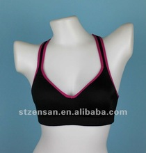 2012 new design hot sale girl sexy Ahh bra