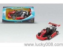 Kart Car Toy Alloy Kart Toy