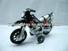 newly kids plastic friction toy motorbike
