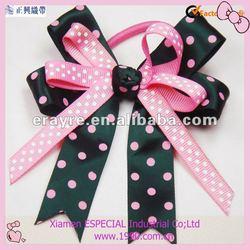 hair accessories polka dot series