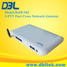 DBL Cross-network Gateway ROIP-302/Intercom VOIP Router