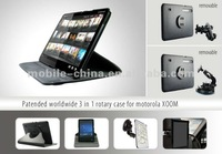 rotary case for motorola xoom from factory