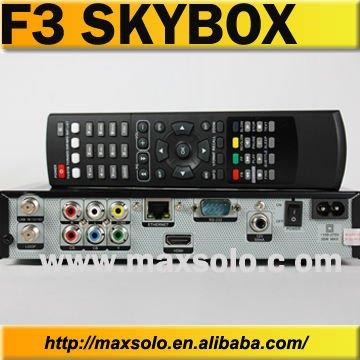 Skybox f 3, sky box f3 hd pvr-tv-empfänger, skyboxf3