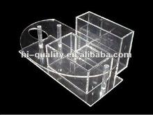 Multifunctional Clear Acrylic Displays