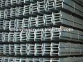 Acier laminé à chaud de poutrelle de carbone de qualité (Q235 Q235B Q345 Q345B ASTM A36 SS400 S235JR S275JR SS355….fabrication)
