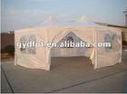 Octagonal party tent