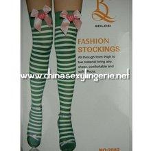 popular stipe sexy stocking