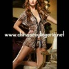 Leopard Sexy Babydoll Dress