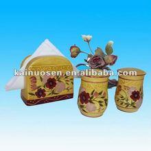 Hotsale porcelain napkin stand