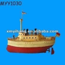 gole pistola barca nave modello di progettazione