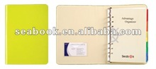 ring binder notebook agenda