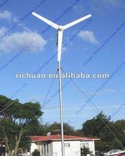 home use 300w horizontal water turbine generator