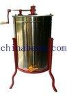 4 frames manual B ss honey extractor
