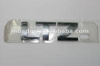 car emblem , ABS car logo , car sticker . car accessories